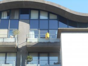 Mooi, zongericht duplex appartement met 1 slaapkamer met ruim zuidgericht terras.<br /> Indeling: 3eV inkom - living - open keuken - berging - zonne t