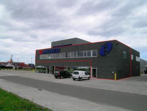 Kantoorruimte (200m²) op eerste verdieping van nieuwbouw bedrijfsgebouw (2008). <br /> <br /> Ideaal voor rederijen, scheepsagenten en andere sch