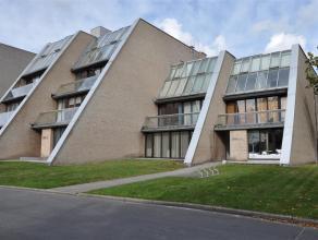 Ruime penthouse (160m²) met 3 slaapkamers en terras (60m²).<br /> <br /> Omschrijving:<br /> Inkomhal met toilet en vestiaire - leefruimte (
