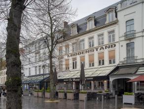 Kantoorgebouw op een TOP-locatie in het centrum van Brugge.<br /> <br /> INDELING:<br /> Kantoorgebouw bestaande uit:<br /> > Kelder<br /> > Gel