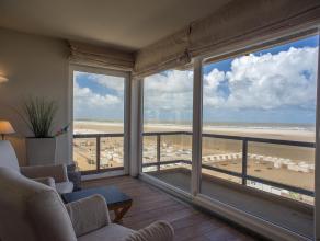 Op de dijk van Zeebrugge is er een prachtig appartement beschikbaar met 3 slaapkamers. De ruimte (148m²) speelt hier een belangrijke rol en met e