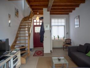 Investering gelegen in het hartje van Brugge. De woonst is structureel in orde (muren, dak, elektriciteit, CV-gas, houten schrijnwerk dubbele beglazin