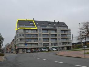 Zeer ruim appartement met 3 slaapkamers en heel groot terras te Roeselare!<br /> <br /> Het appartement heeft volgende indeling:<br /> Inkom, lichtrij
