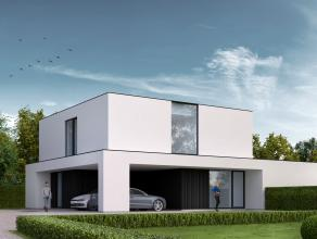 Deze nieuw te bouwen villa in Sint-Kruis wordt op maat van de klant afgewerkt. De woning wordt gebouwd op een perceel grond van 2.834m² in een re
