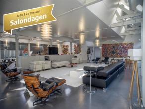 Deze strak ingericht loft is gelegen in de stadsrand van Brugge en biedt de toekomstige koper de nodige privacy en rust. Op wandelafstand van het cent