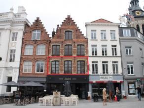 Dit gezellig appartement werd volledig gerenoveerd en voorzien van nieuwe vloeren, ramen, keuken en badkamer en werd volledig opgeschilderd. Grote lee