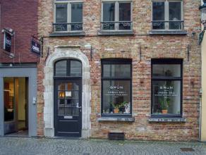Overname van een volledig nieuw geïnstalleerde lunchbar in het volle centrum van Brugge nabij het zilverpand en de Noordzandstraat.<br /> <br />
