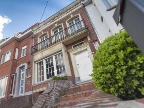 Zeer mooie en karaktervolle burgerwoning in het Leopold III kwartier. <br /> <br /> Merk op, deze woning wordt verkocht met de bedoeling dat de eigena