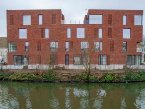 Residentie @ Fluvium Legia biedt u het beste van wat Gent te bieden heeft: rustig wonen in het groen met zicht op water in het historische centrum, en