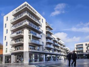 Schitterend ruim appartement in het centrum van Roeselare!<br /> <br /> Het appartement omvat:<br /> een ruime inkom met apart gastentoilet - ruime wo