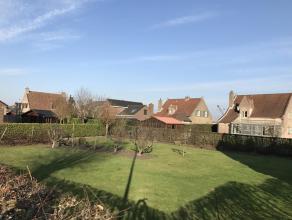 630m² bouwgrond in een aangename woonwijk.<br /> Tuin werd reeds aangelegd.<br /> <br /> Specificaties:<br /> <br /> - Breedte vooraan 20 meter<b