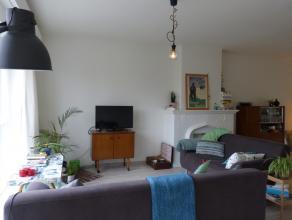Dit instapklaar appartement maakt deel uit van een kleinschalige appartementsgebouw (slechts drie appartementen!). Het appartement beschikt over twee