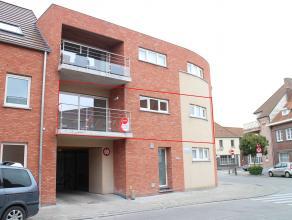 Ruim nieuwbouwappartement met 2 slaapkamers.<br /> Indeling: leefruimte in tegelvloer 32m², met aansluitend terras van 7m².<br /> Volledig g
