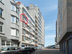 Gezellig instapklaar en gerenoveerd éénslaapkamer appartement pal in het centrum van Oostende en op enkele meters van de Visserskaai en