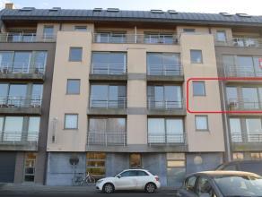 Gezellig appartement te huur gelegen op het Minneplein te Ieper op de tweede verdieping. Garage en lift aanwezig! Volledig geschilderd! De indeling be