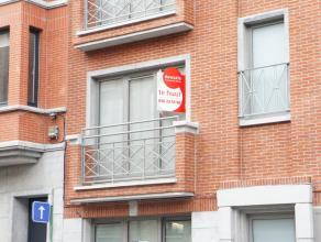 Tof appartement met 1 slaapkamer in het centrum van de stad.<br /> Achteraan het appartement is er een zuidgericht terras (9m²).<br /> Het appart