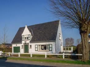 Gelegen in een aangename wijk, met vlotte verbinding naar Brugge en Knokke beschikt deze villa over vele troeven. <br /> <br /> Op het gelijkvloers is