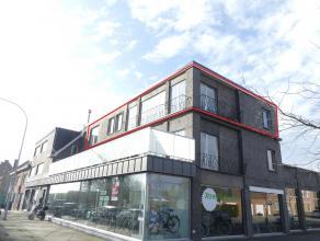 Ruim dakappartement met 2 slaapkamers en terras. Appartement is gelegen nabij het Station van Brugge en geniet een vlotte verbinding met het centrum v