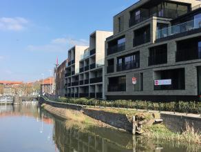Dit appartement is gelegen in de Residentie 'Harbour View' en werd gebouwd in 2016. Opnieuw een topprestatie van CAAN architecten. <br /> <br /> Dankz
