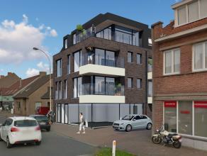Nieuwbouw kantoor (90m²) op mooie hoekligging aan de Torhoutse Steenweg<br /> <br /> Geplande oplevering: januari 2018.<br /> <br /> Indeling: la