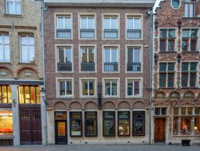 Ruim instapklaar appartement met 2 slaapkamers van 101,5m²  in het centrum van Brugge. Gelegen op wandelafstand van de grote markt.<br /> <br />