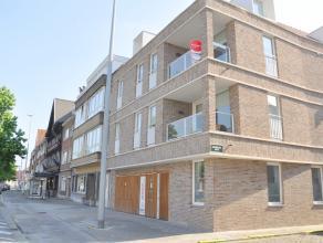 Prachtig nieuwbouwappartement met 2 slaapkamers en staanplaats in centrum Brugge. Het appartement is afgewerkt met kwalitatieve materialen en heeft ee