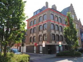Dit lichtrijk en aangenaam appartement bevindt zich op de 3de verdieping van een rustig gelegen appartementsgebouw met slechts 4 appartementen. Het ap