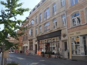 Eénslaapkamerappartement te huur in het centrum van Ieper. Op wandelafstand van het station, winkels, openbaar vervoer en de Grote Markt van Ie
