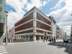 Het kantoor is gelegen in het centrum van de Europese instellingen, op 5 minuten van het centraal station en met een bus stop en metro naast de deur.