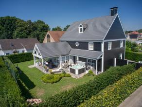 Deze prachtig afgewerkte villa werd gebouwd in 2009 met oog voor detail en alle leefcomfort. De villa beschikt onder meer over 4 slaapkamers, 2 badkam