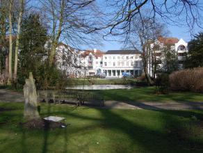 Residentie Ten Eeckhoute  Residentie met diensten / Seniorie. In centrum van Brugge gelegen, op voetafstand van de markt : 4e verdieping aan de tuinzi