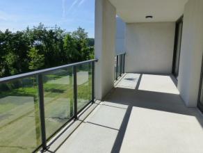 Res. Park de Baluwe Reiger  Gebouw Elodea: rustig en zonnig gelegen appartement op het 1ste verdiep met inkom, living met open ingerichte keuken en gr