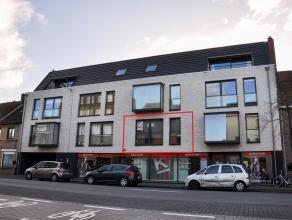 Zeer recent appartement op eerste verdieping van een kleinschalig gebouw, gelegen dichtbij de Expressweg, centrum Brugge, openbaar vervoer, winkels, s