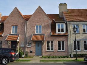 Deze instapklare woning (BJ: 2007) is gelegen in een rustige en karaktervolle verkaveling te Waardamme, op een strategische locatie op enkele minuten