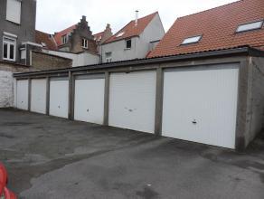 Gesloten garagebox nr 5 op een centrale ligging in de werkhuisstraat te Brugge.