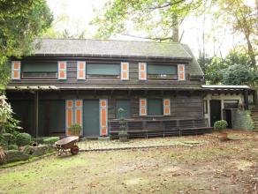 2 weekendhuisjes, residentieel, groen & rustig + bouwgrond 4149m²2 houten weekendhuisjes op een residentieel gelegen villagrond. Gebouwd 1969