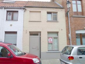 Smaakvolle stadswoning met 2 slaapkamers en terrasSmaakvolle stadswoning met 2 slaapkamers en terrasje, gelegen in hartje Brugge.Gelijkvloers: Inkom m