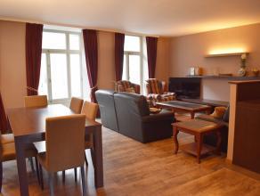"""""""Le Comte"""" <br /> <br /> Dit luxueus gemeubeld appartement bevindt zich in een historisch gebouw. <br /> <br /> Het appartement beschikt over een voll"""