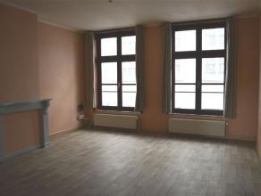 Zonnig, opgefrist appartement met rustige ligging in het hartje van de stad Dit gezellig en energiezuinig appartement ligt op enkele stappen van 't Za