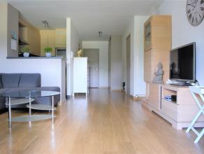 Gezellig rustig gelegen appartement. Vanuit het aangenaam terras geniet u van een mooi uitzicht op het Frederik Sanderpark. Dit 1-slaapkamer apparteme