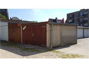 Garagebox met zeer goede ligging in het centrum van Brugge vlak naast het Astrid park. Een unieke opportuniteit voor wie een gesloten garage zoekt in