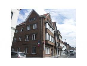 Zeer goed gelegen 1-slaapkamerappartement, vlakbij 't Zand, Smedenstraat, centrum Brugge en de kleine ring. Vlotte verbinding met station.Bestaande ui