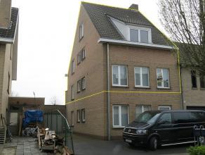 Uitzonderlijk ruim triplex-appartement met 3 à 4 slaapkamers en tuin te Sint-Kruis. Energievriendelijk woonconcept van 167 m² met een hede