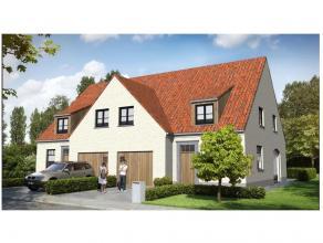 Nieuw te bouwen gezinswoning op centrale ligging.Dit lot bouwgrond heeft een grondoppervlakte van 522 m² voor een nieuw te bouwen, halfopen bebou