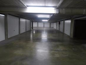 Verschillende ondergrondse garageboxen te koop in Residentie New Large, vlakbij de jachthaven van Zeebrugge.<br /> Prijzen: vanaf euro 32.500<br /> Ne