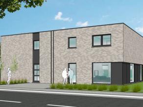 Nieuwe projectwoning in moderne stijl gelegen te <br /> Waardamme, Watersnipstraat lot 3 & 4 | 50% verkocht