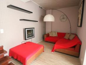 Gemeubileerd appartement met 1 slaapkamer op het gelijkvloers van de residentie Costa Brava. Dit appartement bevindt zich op de zeedijk en biedt zicht