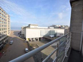 Omvangrijk appartement aan zee - volumineus wonen en vlotte bereikbaarheid staan hier centraal - gunstige locatie: zeedijk, Kursaal Casino en shopping