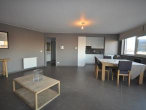 Modern nieuwbouwappartement met open groenzicht - nabij invalswegen Oostende - 4° verdieping rechts - 105 m² woonoppervlakte - inkomhal met a