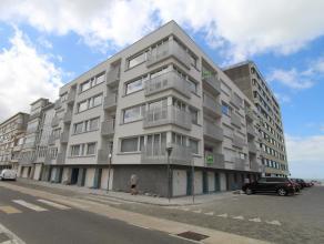 Garagebox met nr. 4 gelegen te Residentie Messidor op de verdieping -1. Deze residentie ligt vlakbij de Zeedijk. De garage is 6m10 diep, 2m60 breed en